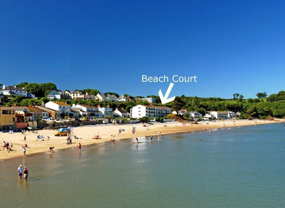 1 Bedroom Flat for sale in Flat 14, Beach Court, The Strand, Saundersfoot