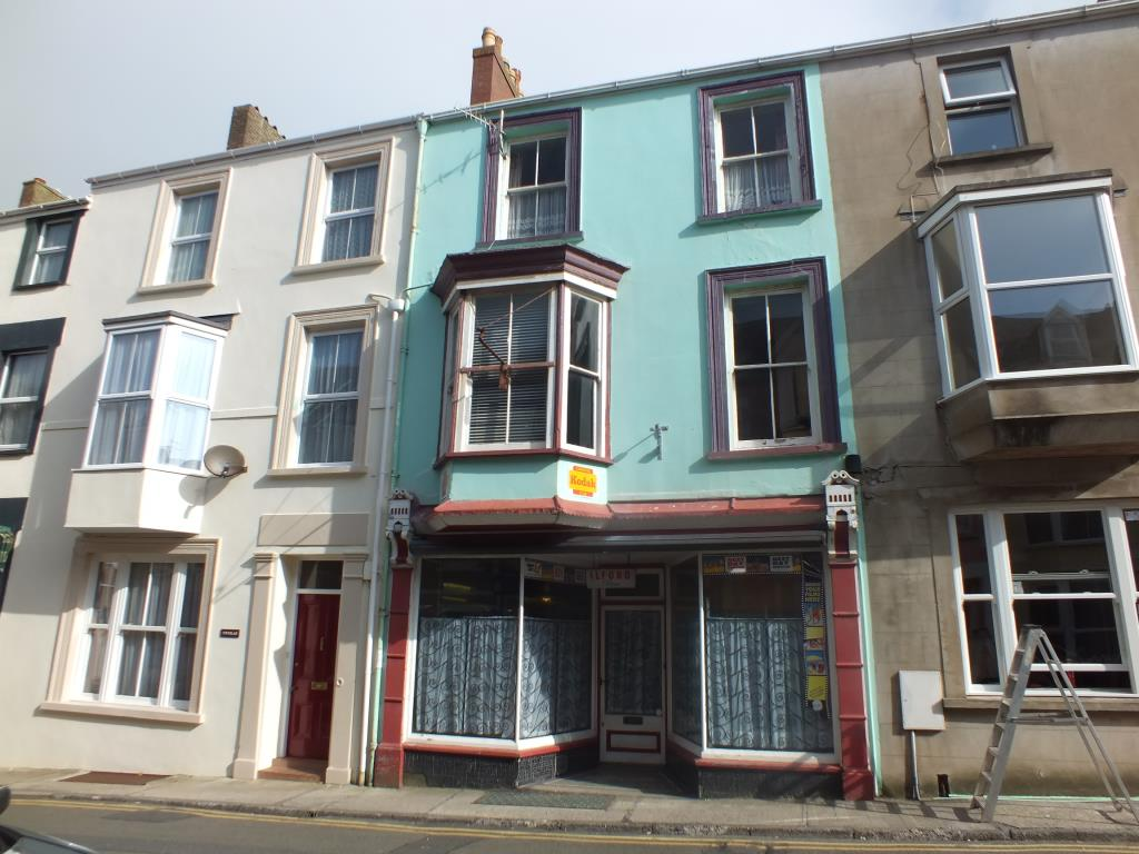 8 Bedrooms Terraced House for sale in Squibbs Studio, Warren Street, Tenby, Pembrokeshire