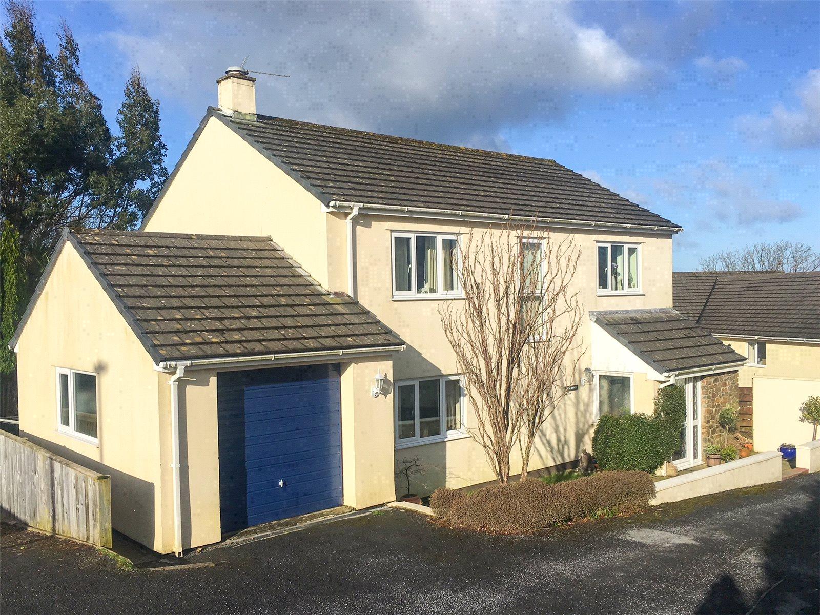 4 Bedrooms Detached House for sale in Cwm Tawel, Pentle Close, Pentlepoir, Saundersfoot