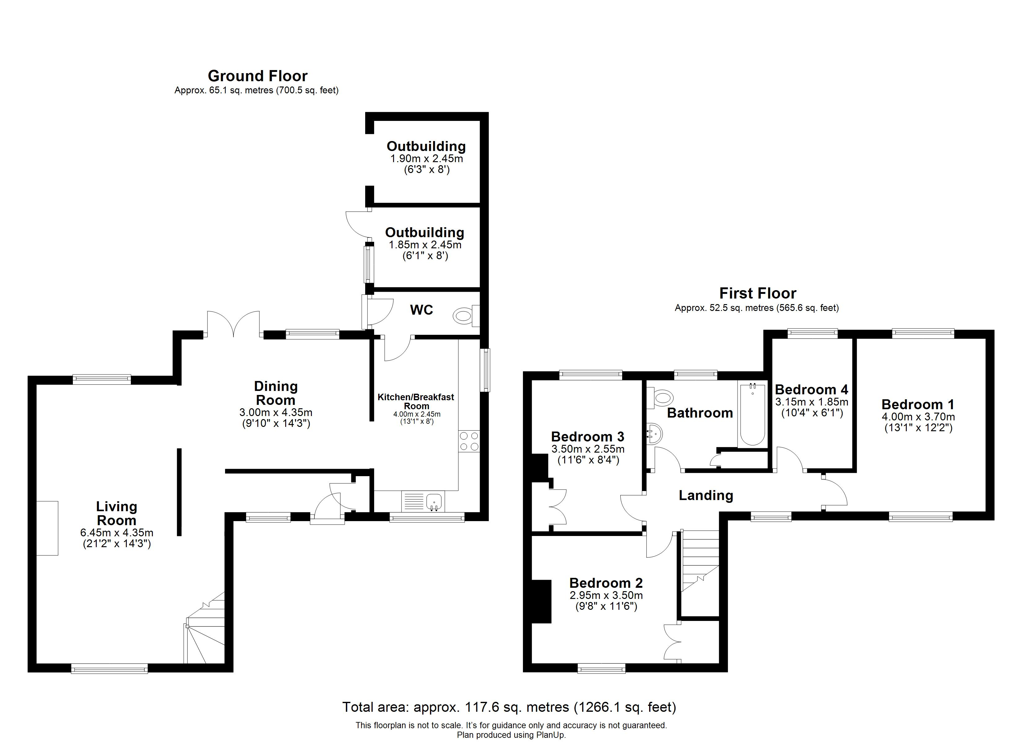 Property floorplan 1