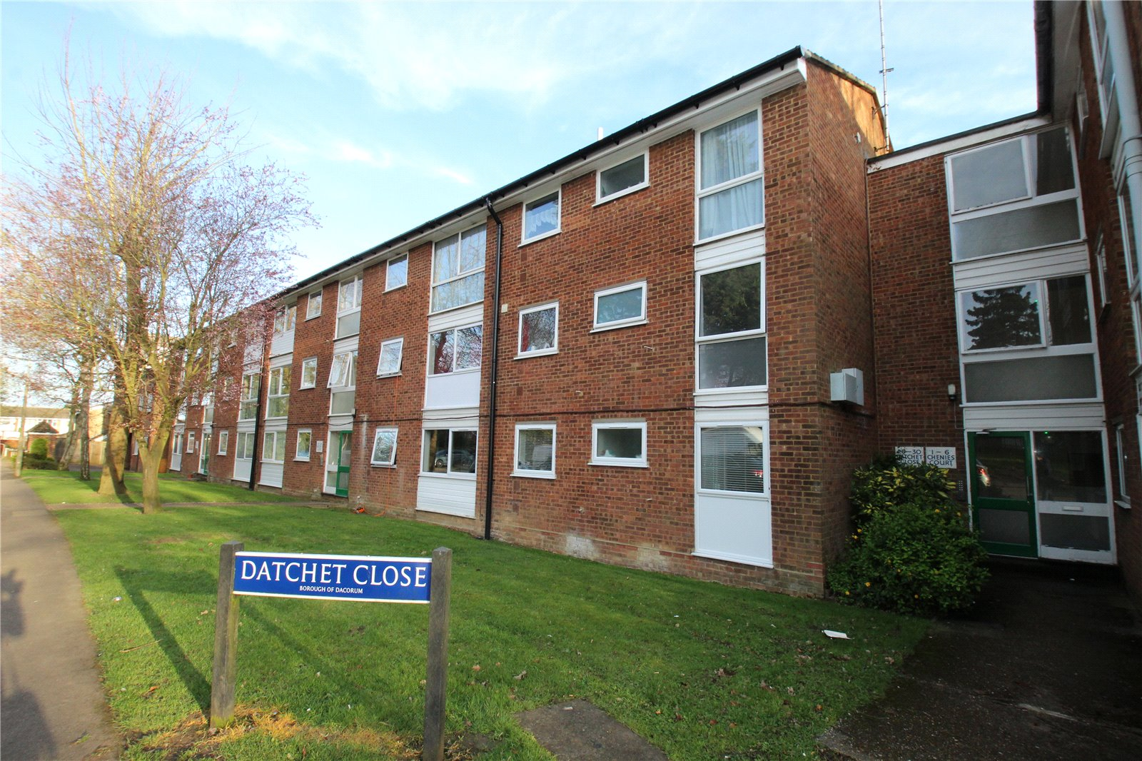 Datchet Close Image