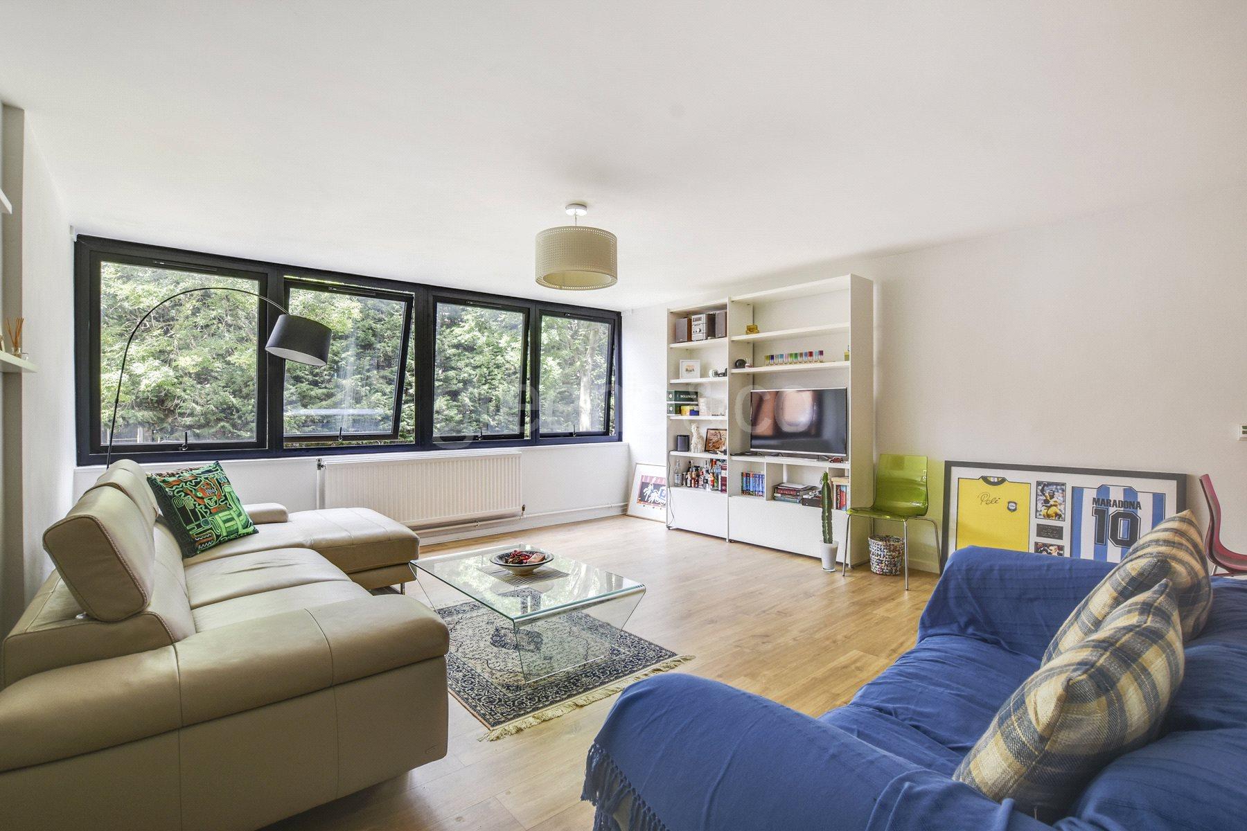 1 Bedroom Flat for sale in Belsize Avenue, Belsize Park, London, NW3