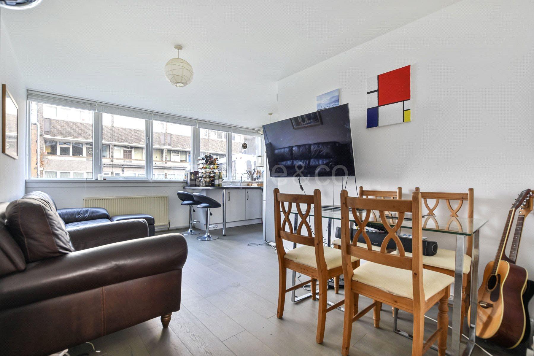 1 Bedroom Flat for sale in Fleet Road, Belsize Park, London, NW3