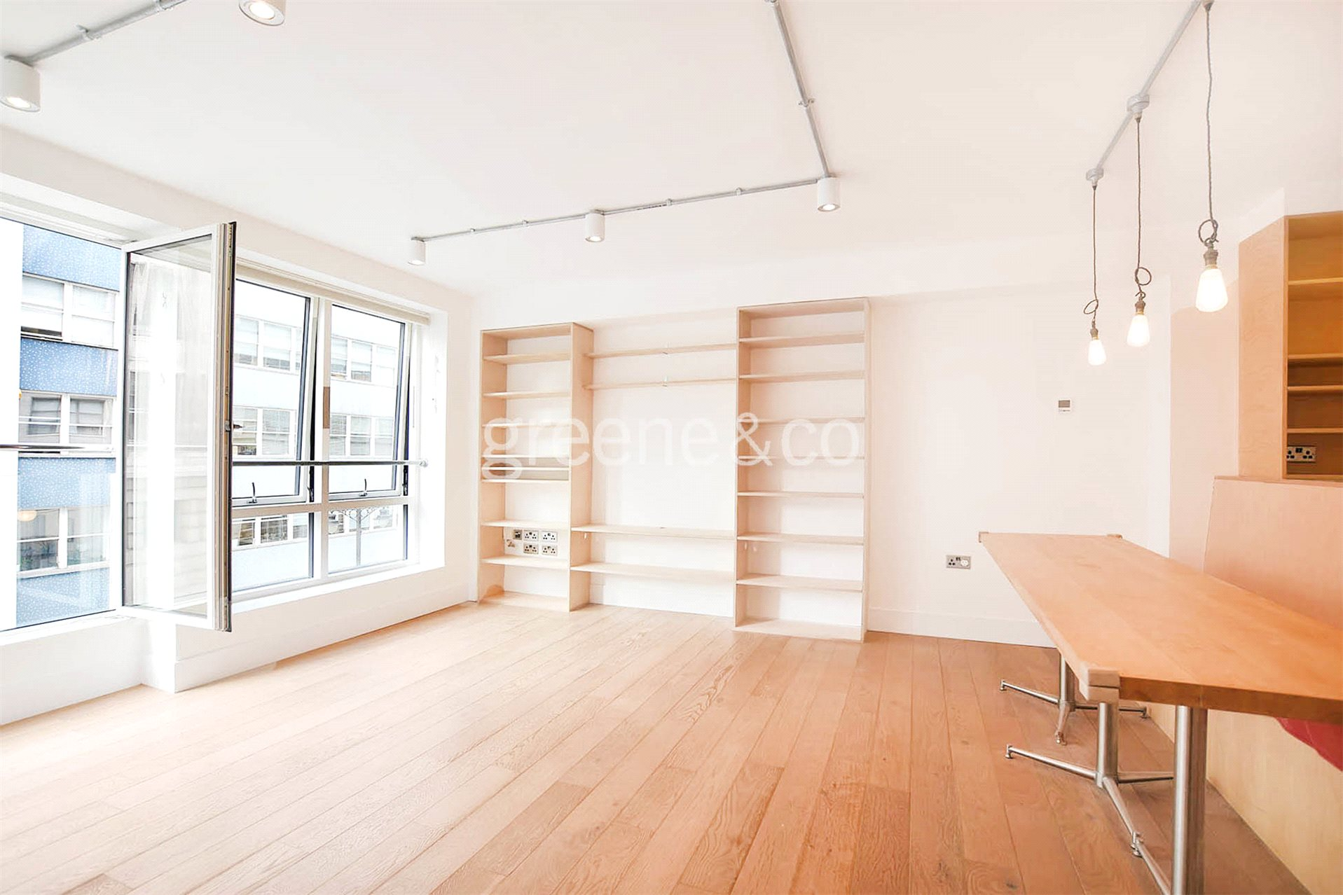 2 Bedrooms Flat for rent in Sienna Buildings, 47 Hatton Garden, London, EC1N