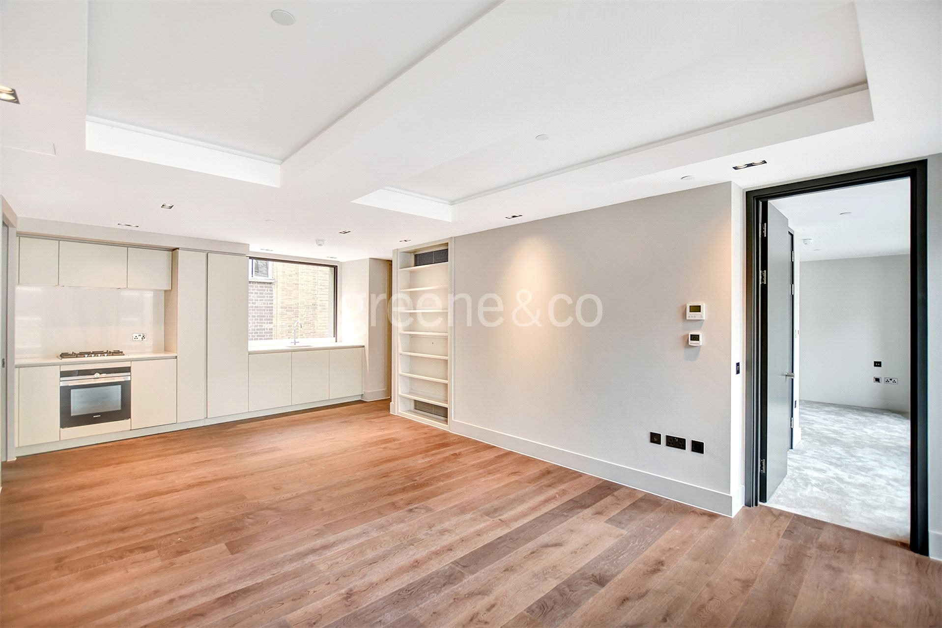 2 Bedrooms Flat for sale in Old Street, London, EC1V
