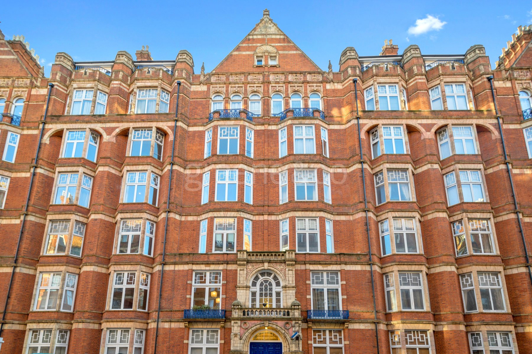 1 Bedroom House for sale in Bickenhall Mansions, Bickenhall Street, London, W1U