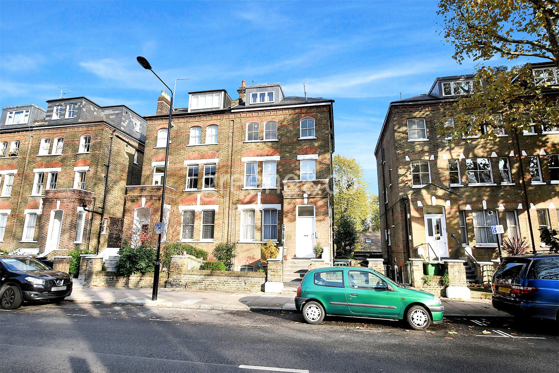 1 Bedroom Flat for sale in Parkhill Road, Belsize Park, London, NW3