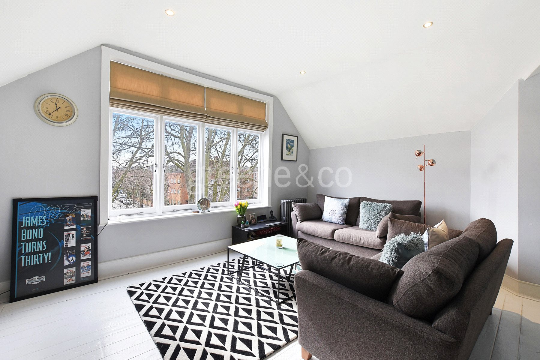 1 Bedroom Flat for sale in Priory Road, Crouch End, London, N8