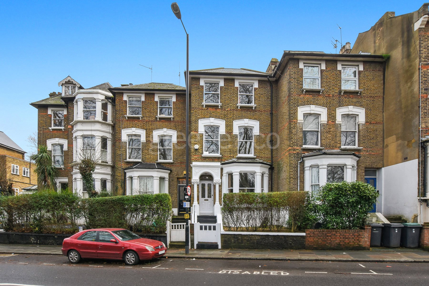 4 Bedrooms House for sale in Middle Lane, Crouch End, London, N8