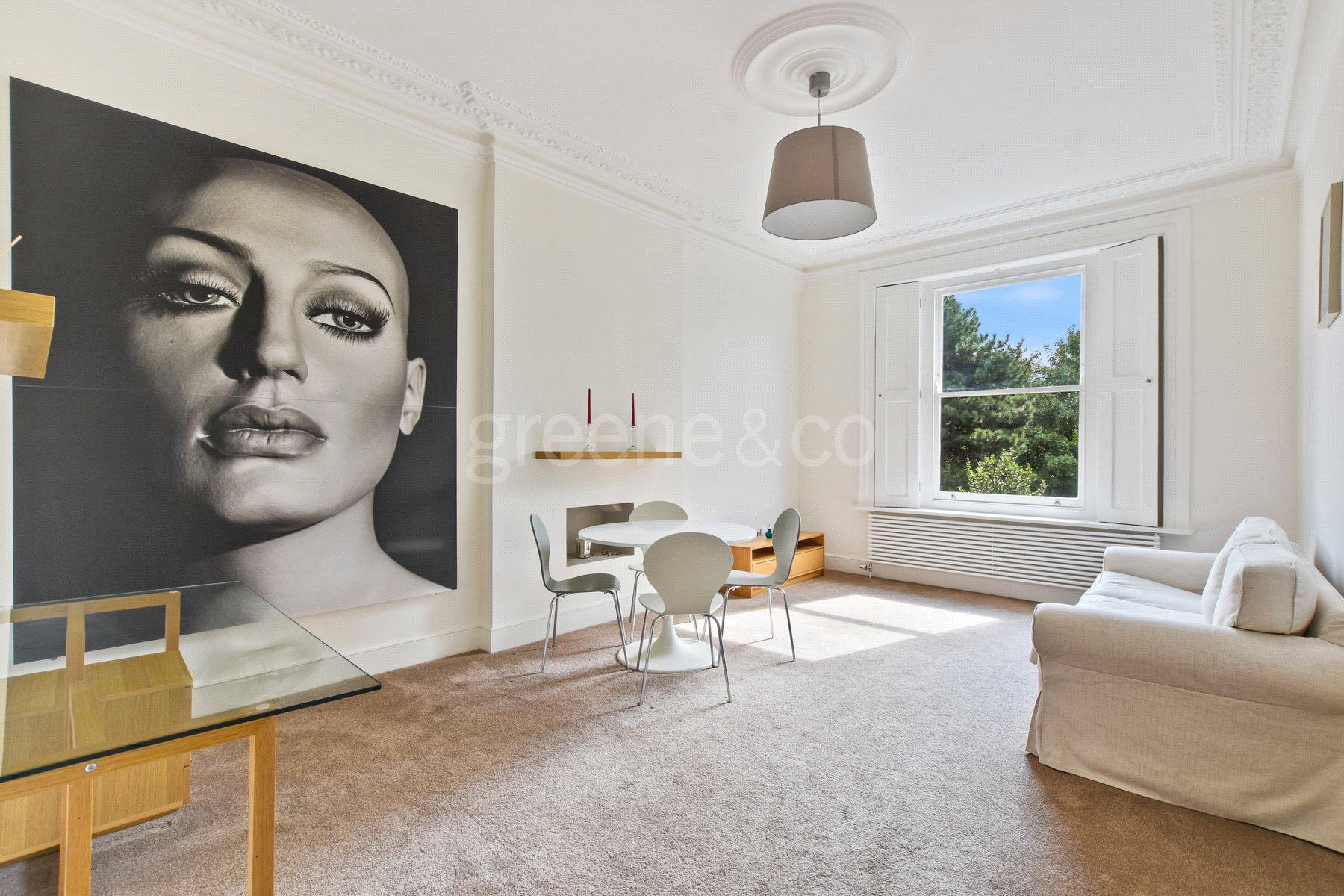 1 Bedroom Flat for sale in Stapleton Hall Road, Stroud Green, London, N4