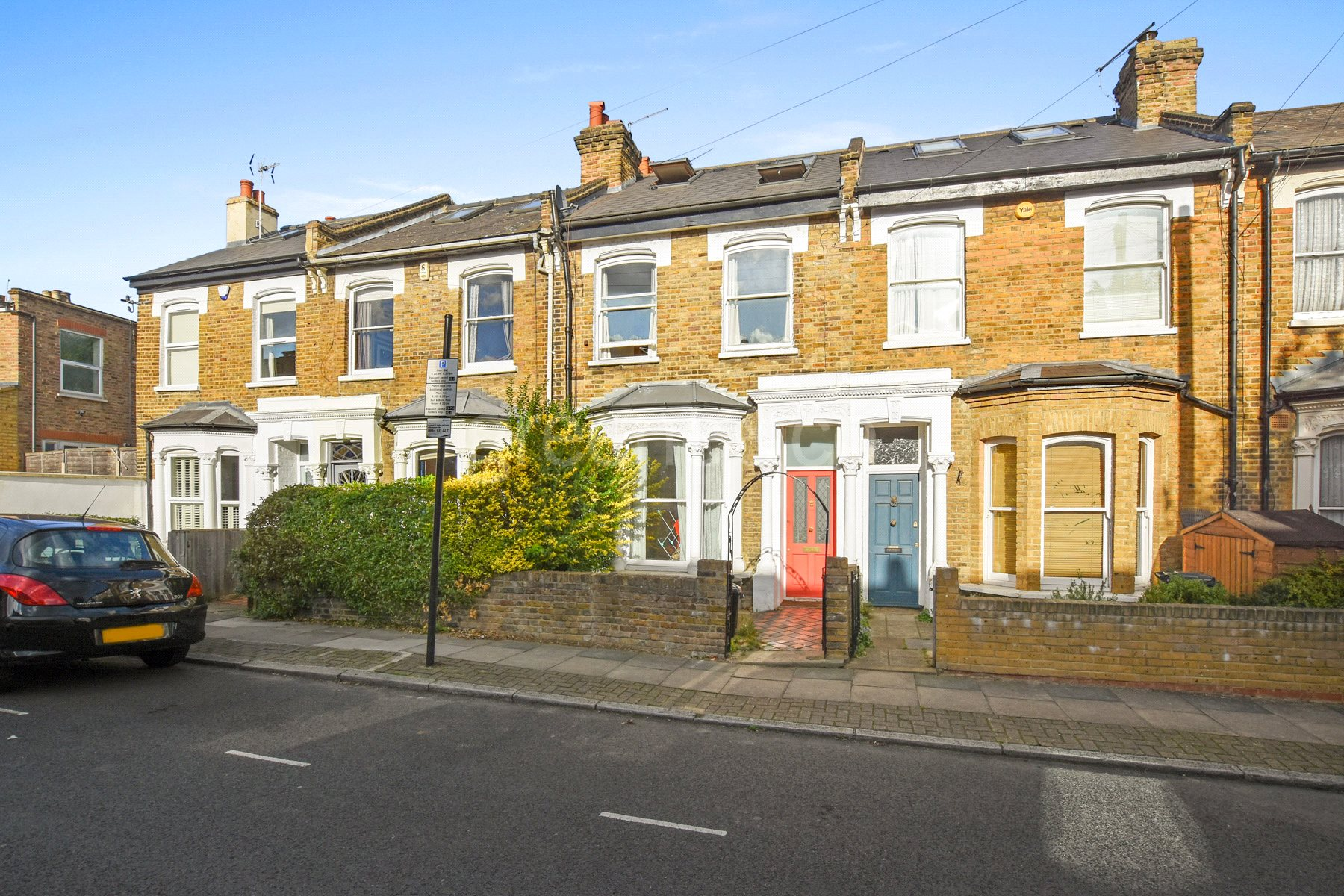 3 Bedrooms Terraced House for sale in Bracey Street, Stroud Green, London, N4