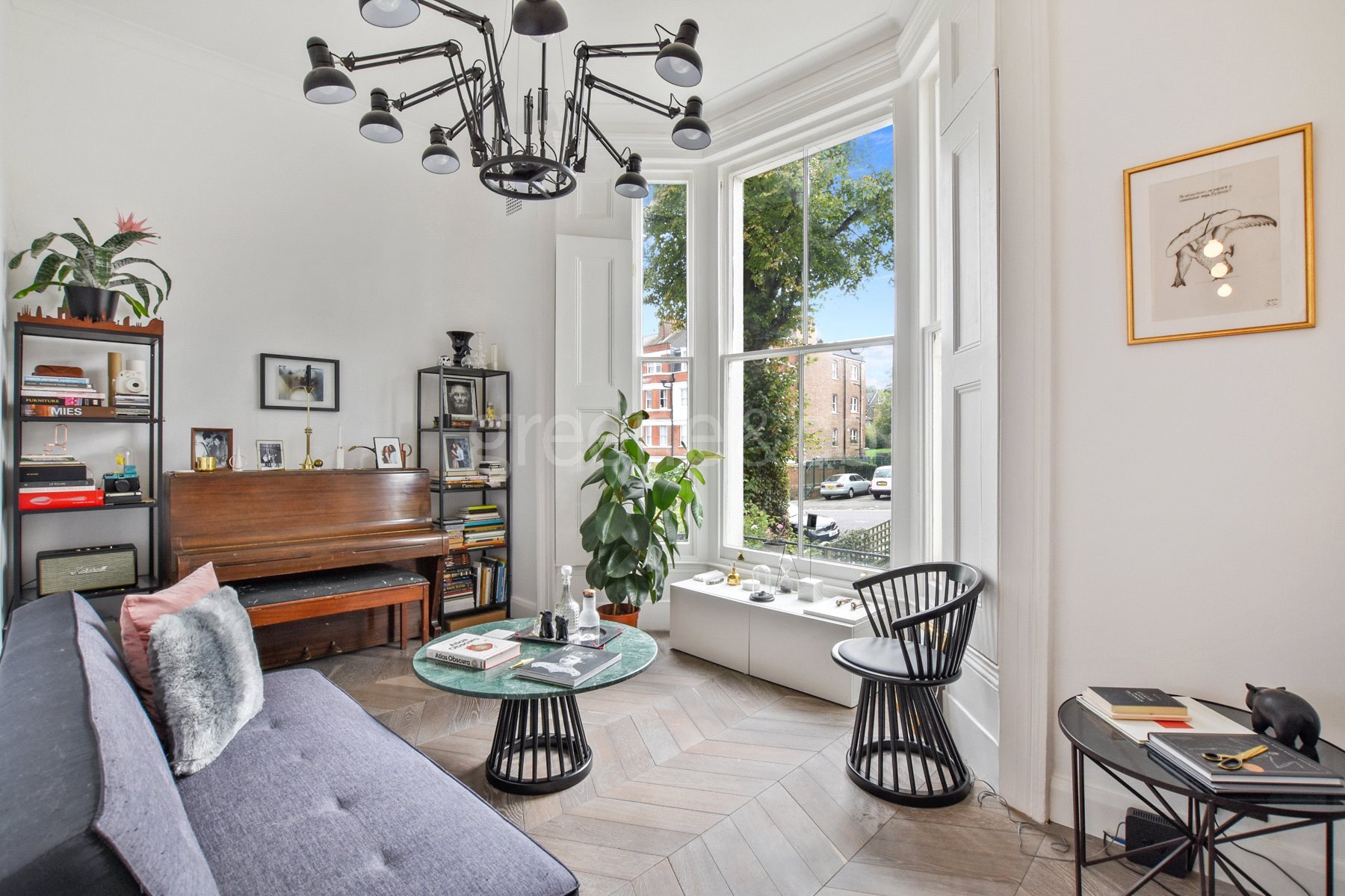 1 Bedroom Flat for sale in Haringey Park, Crouch End, London, N8