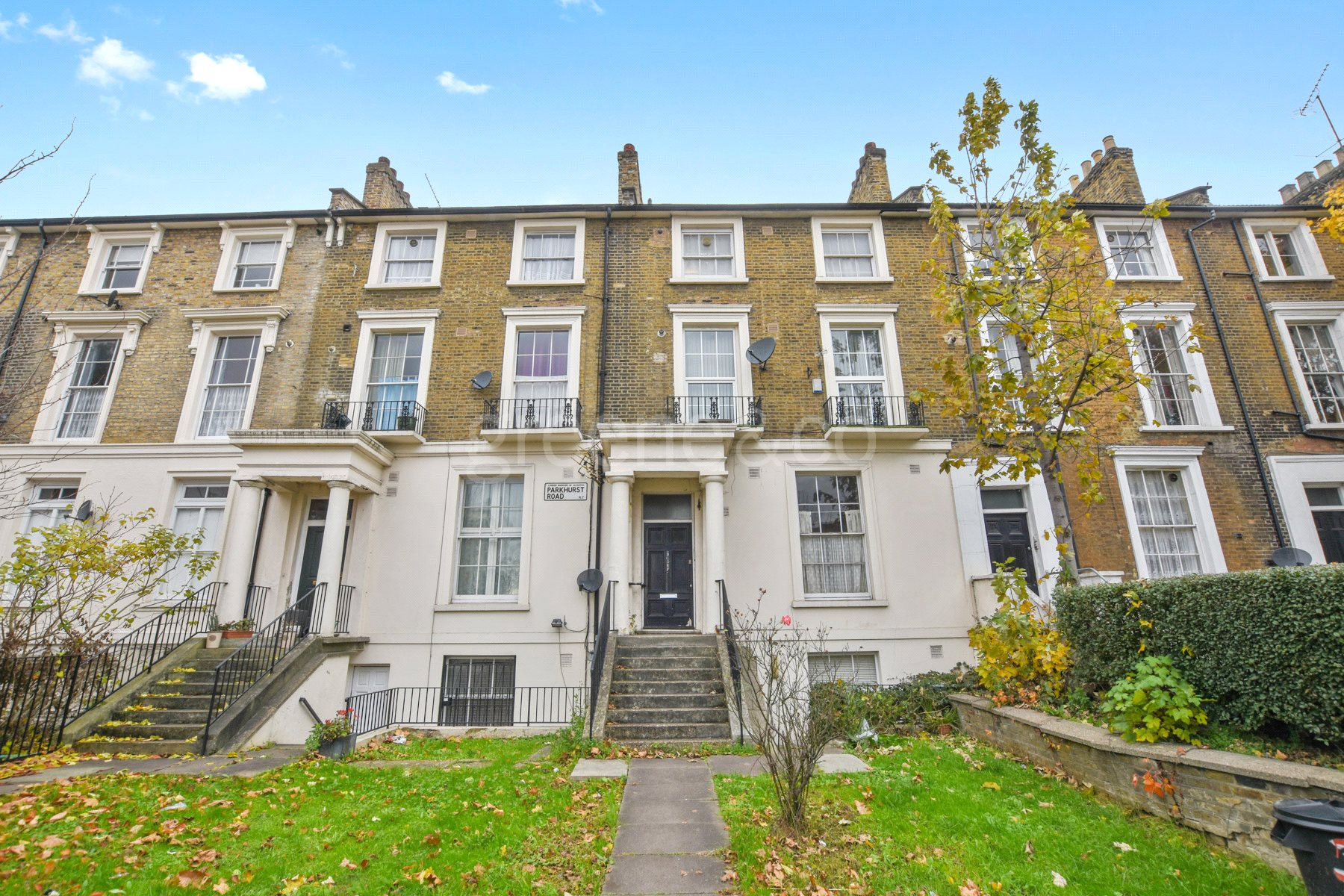 1 Bedroom Flat for sale in Parkhurst Road, Upper Holloway, London, N7