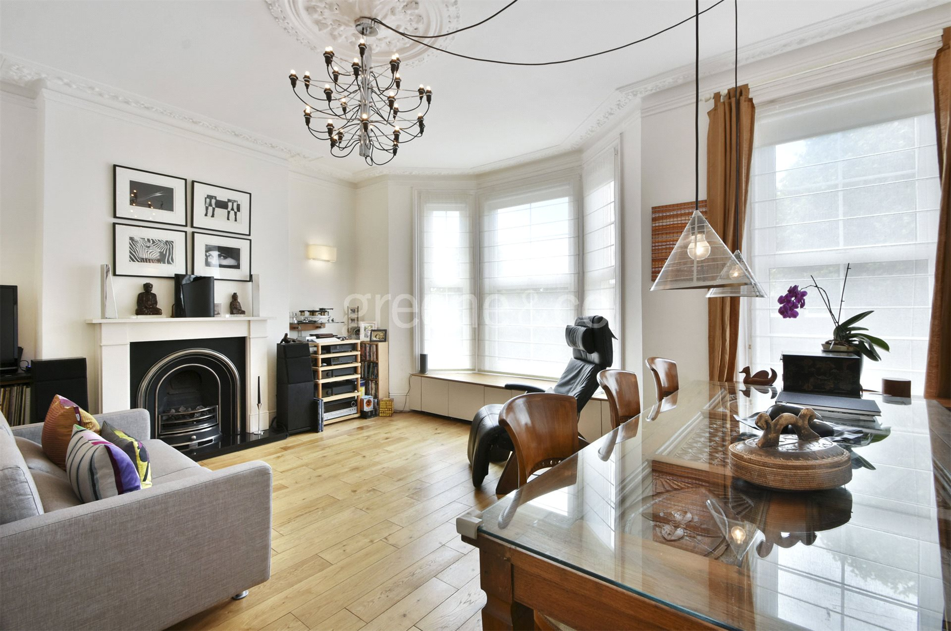 3 Bedrooms Flat for sale in Fernhead Road, Maida Vale, London, W9