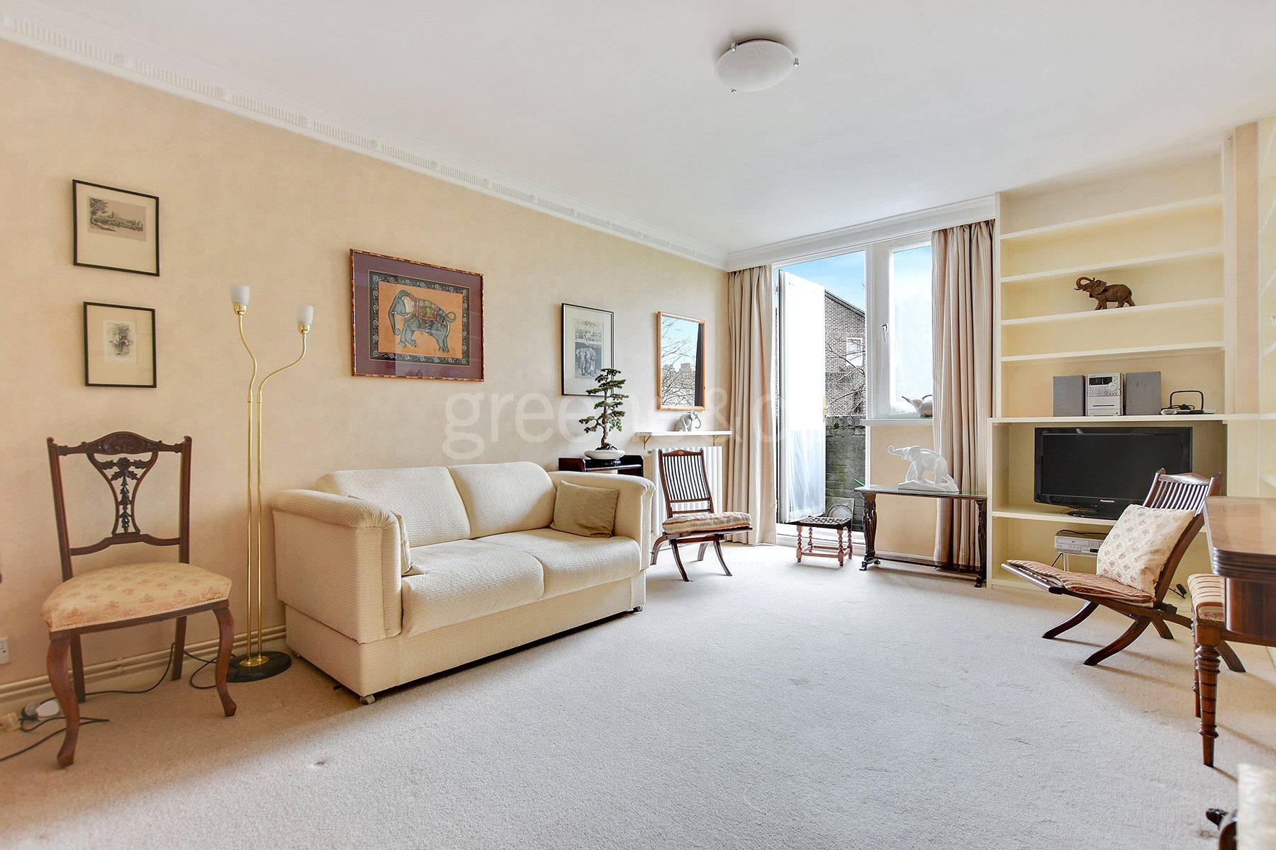 1 Bedroom Flat for sale in Burlington Close, Maida Vale, London, W9