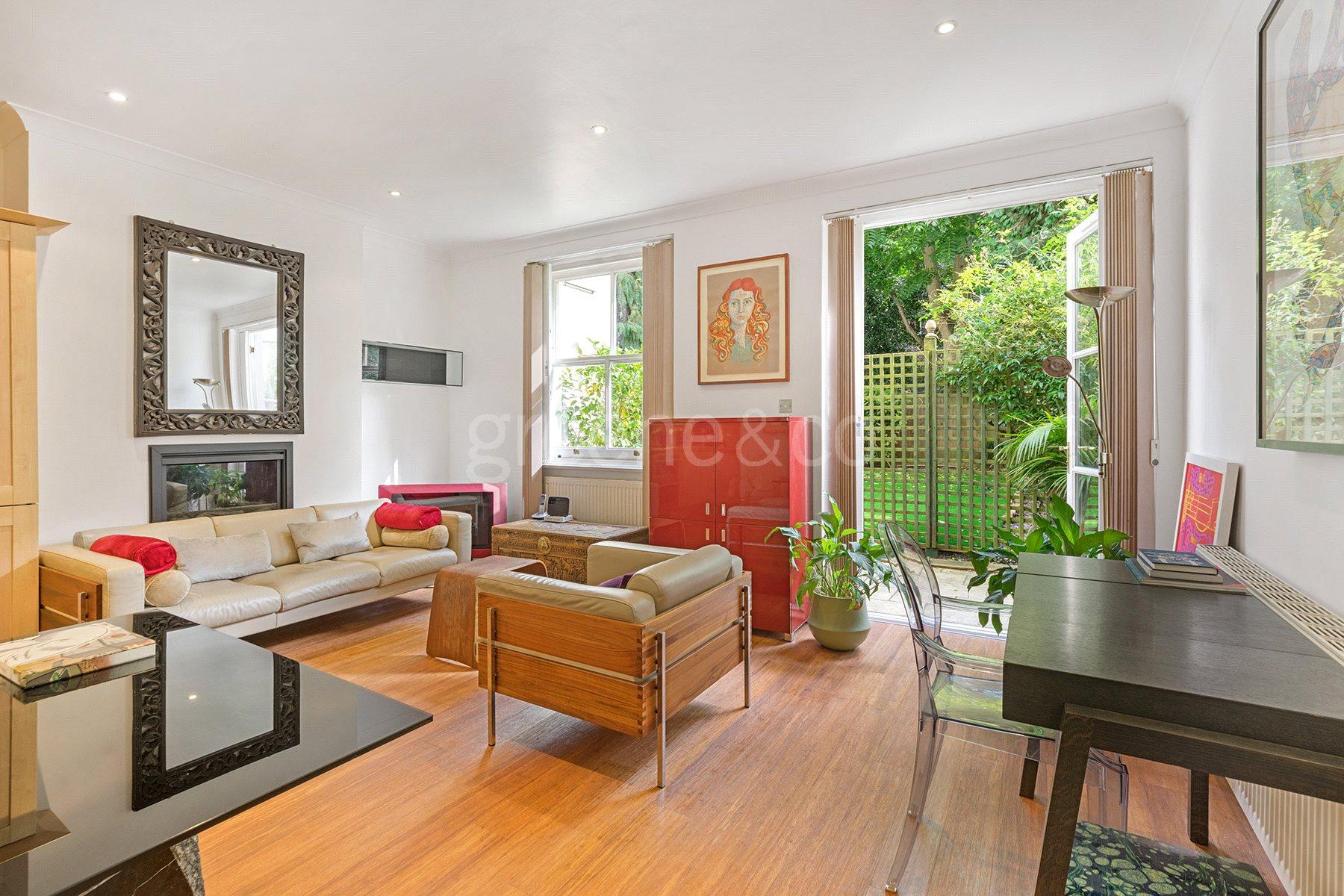 1 Bedroom Flat for sale in Blomfield Villas, Little Venice, London, W2