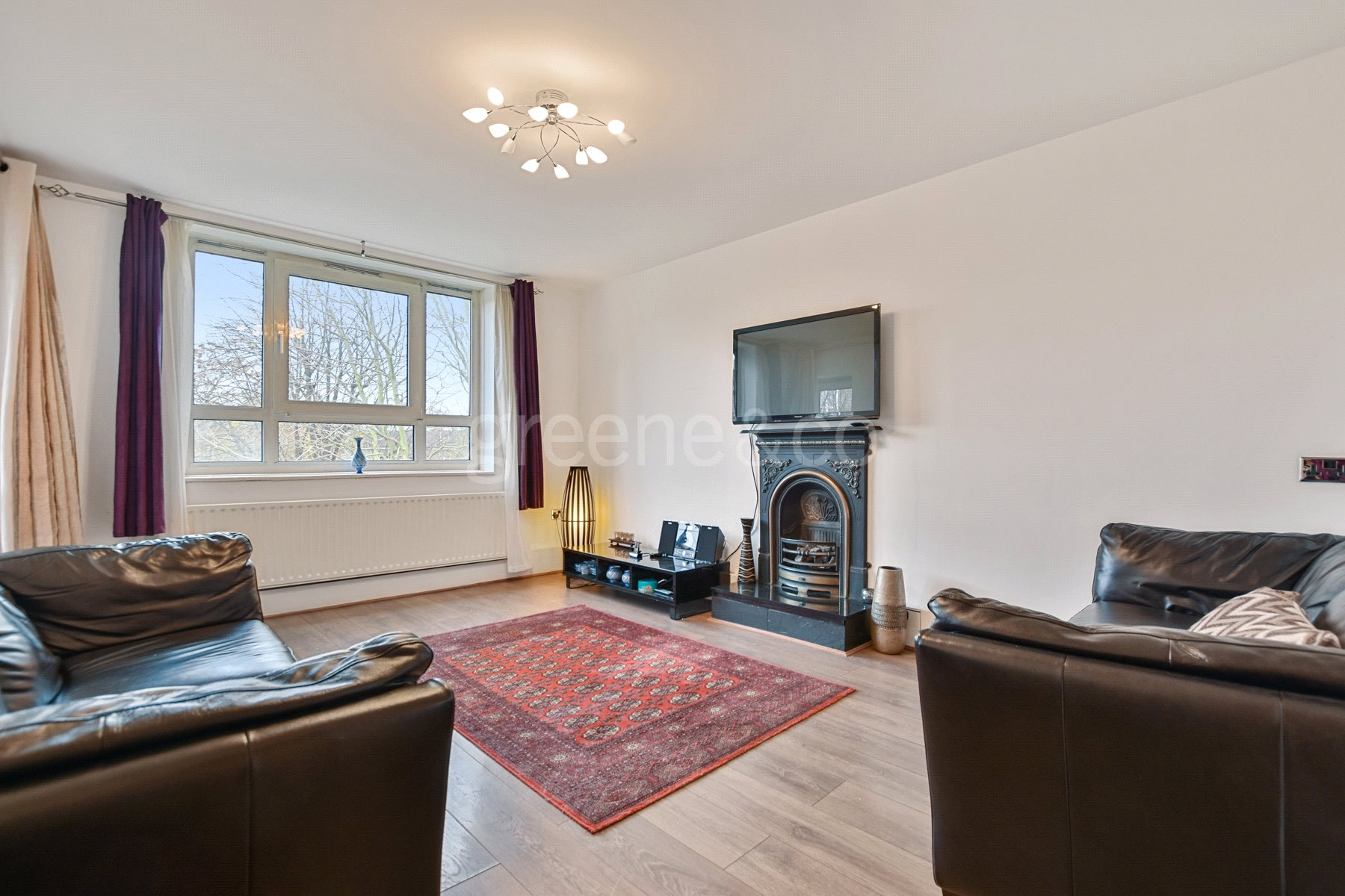 4 Bedrooms Flat for sale in Linnell House, Boundary Road, London, NW8
