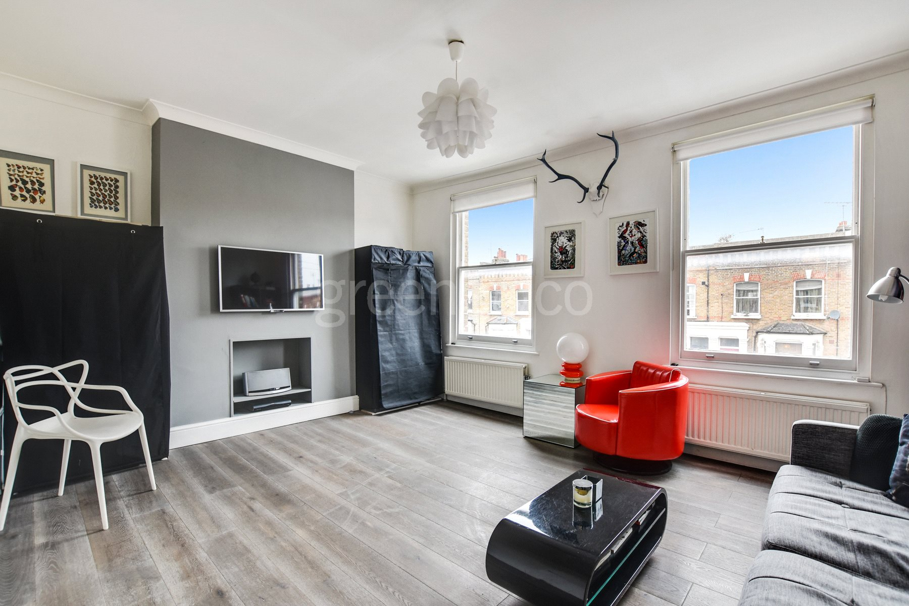 1 Bedroom Flat for sale in Portnall Road, Maida Vale, London, W9