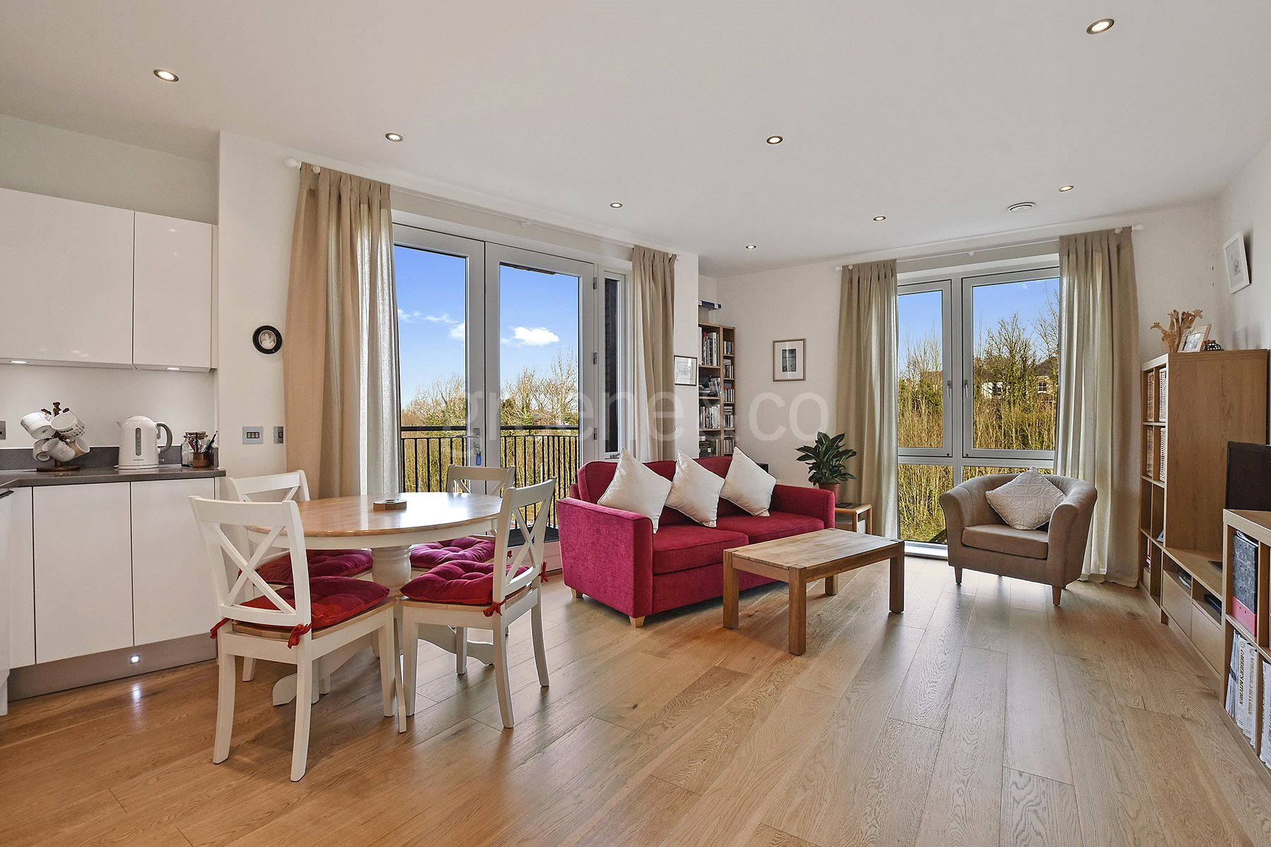 1 Bedroom Flat for sale in Mill Apartments, 1-7 Mill Lane, London, NW6