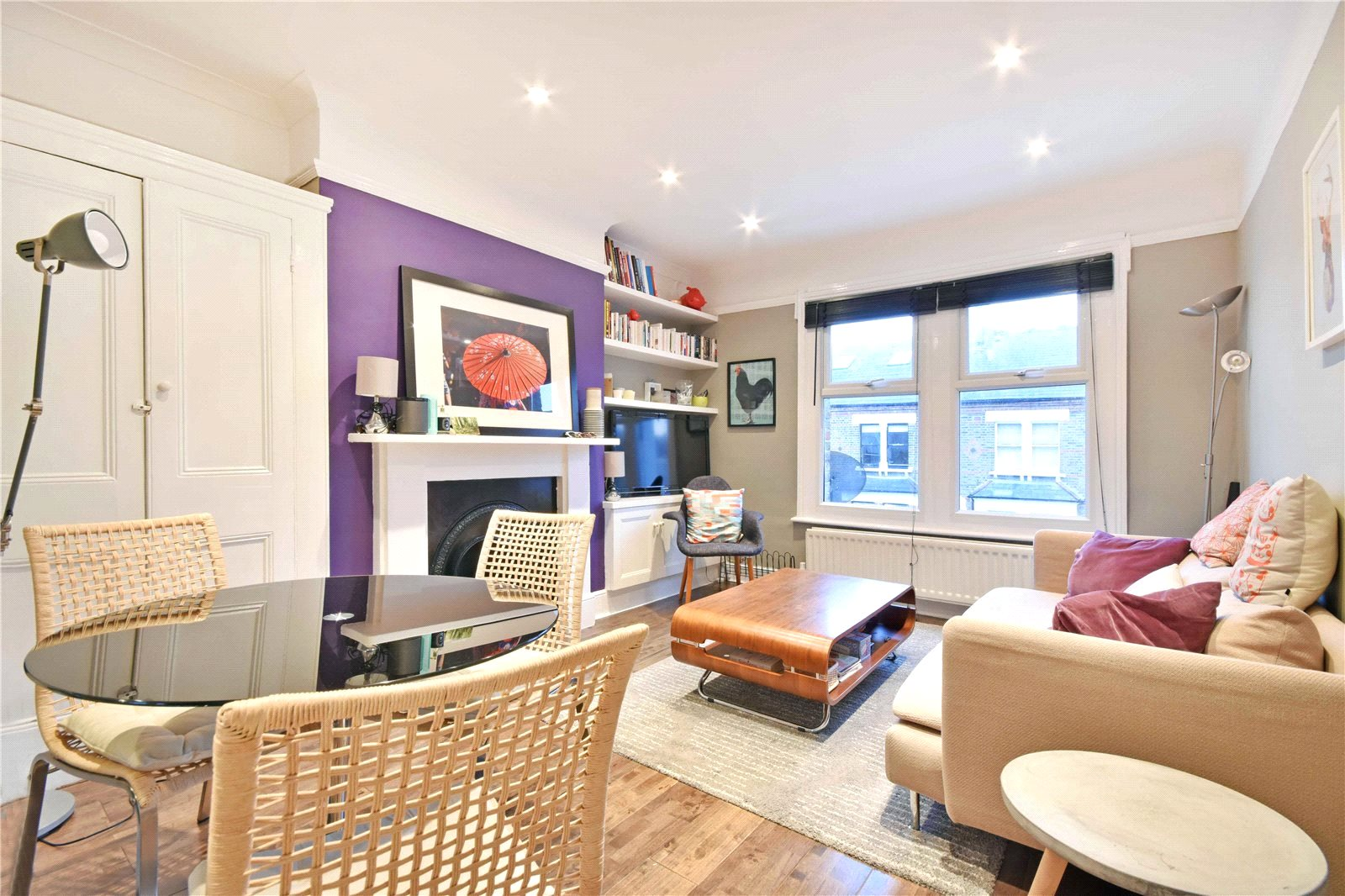 2 Bedrooms Flat for sale in Glengall Road, Kilburn, London, NW6