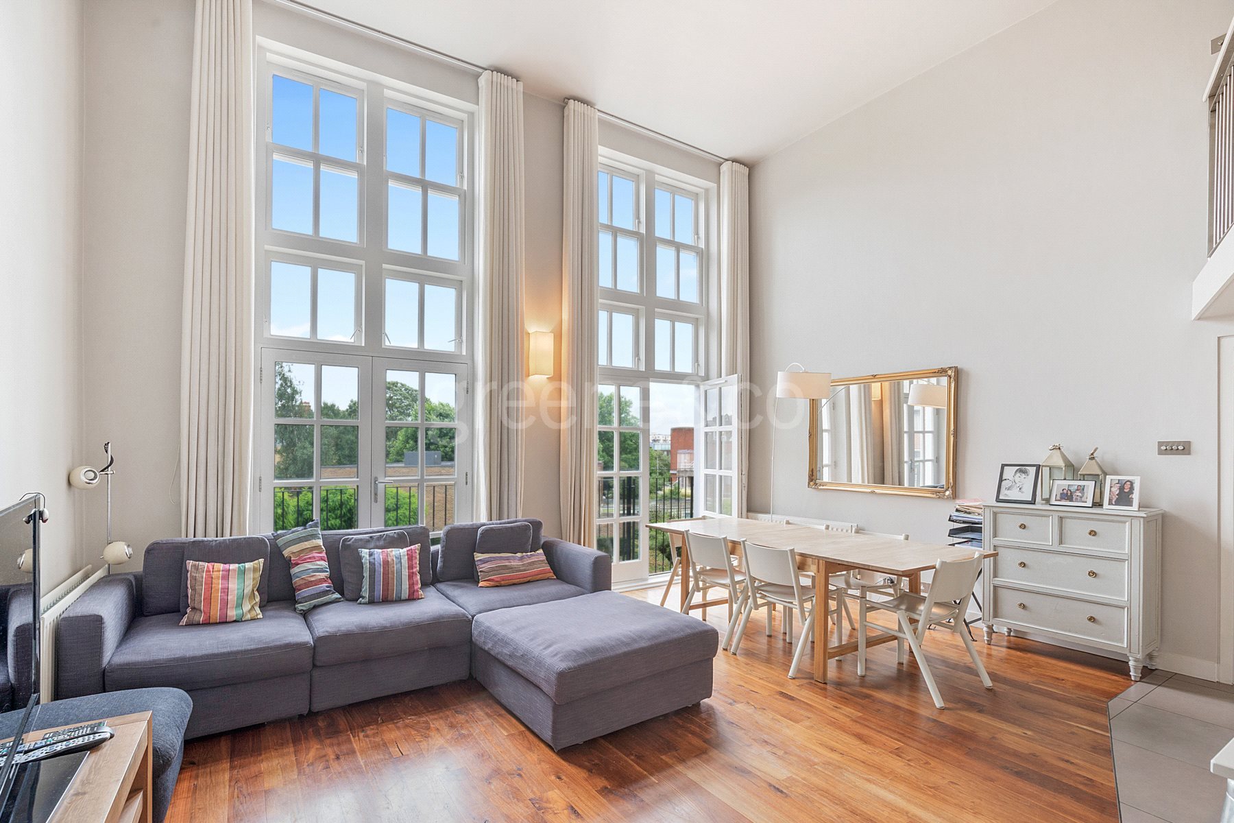 3 Bedrooms Flat for sale in Linstead Street, West Hampstead, London, NW6