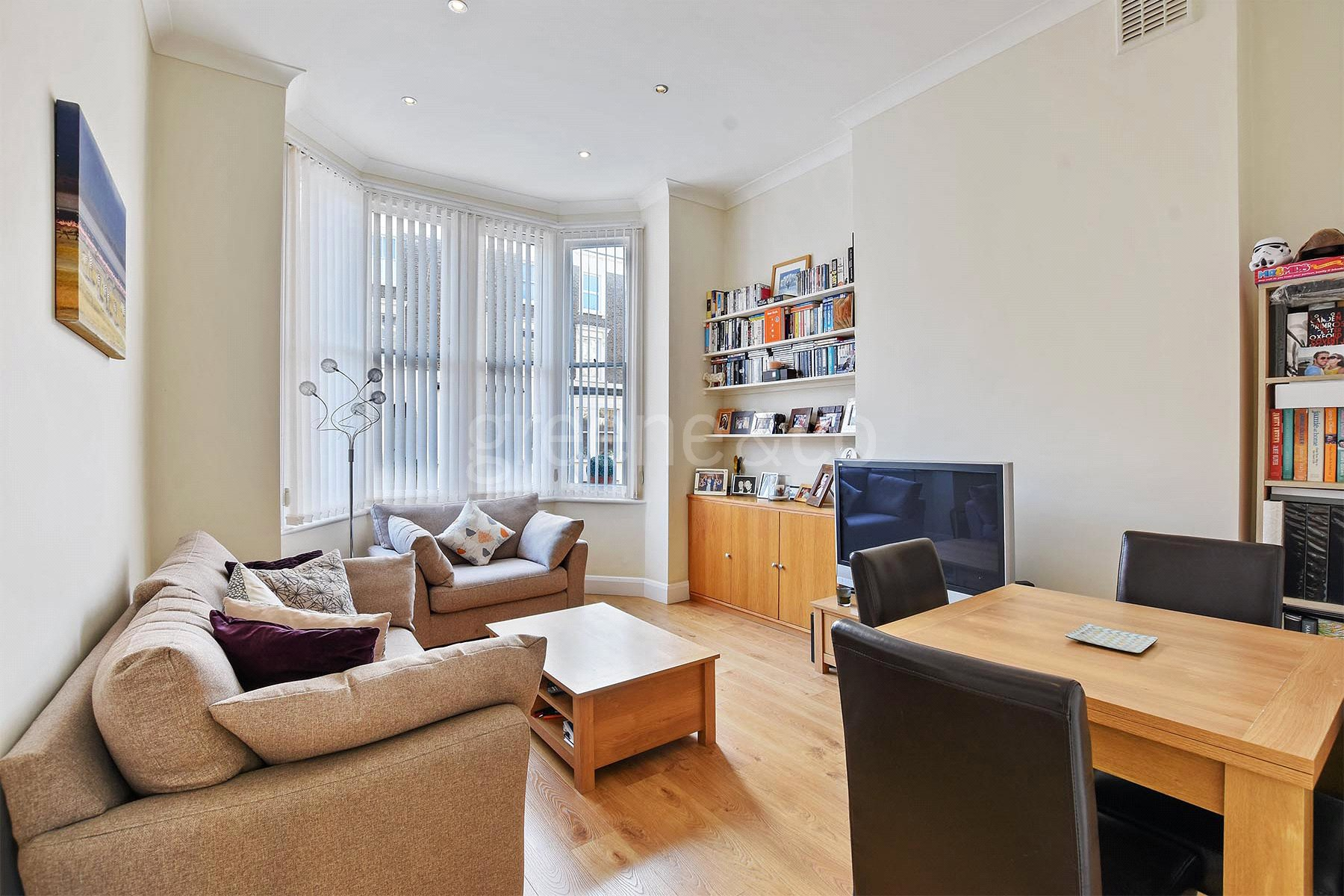 1 Bedroom Flat for sale in Maygrove Road, London, NW6