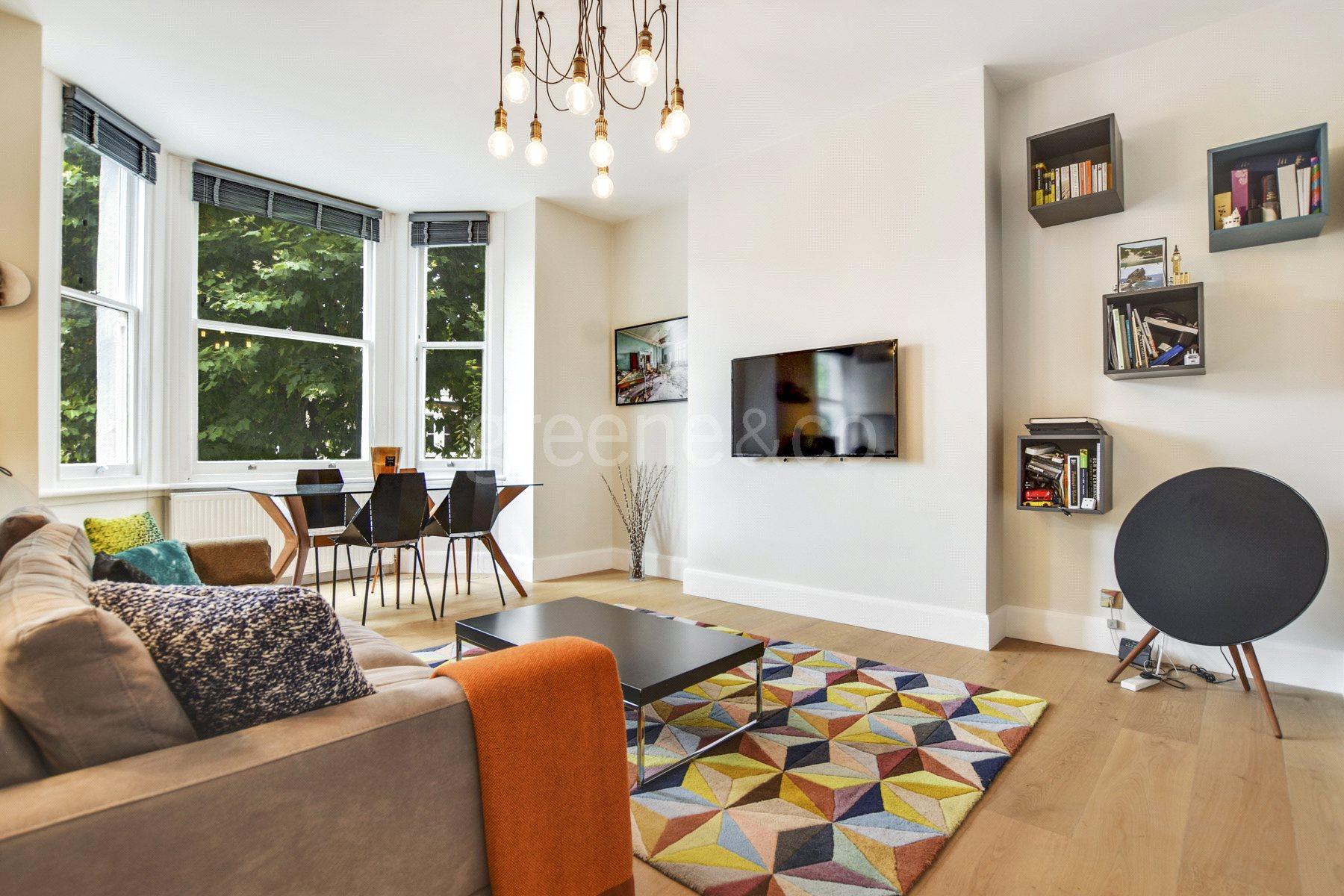 2 Bedrooms Flat for sale in Brondesbury Villas, London, NW6
