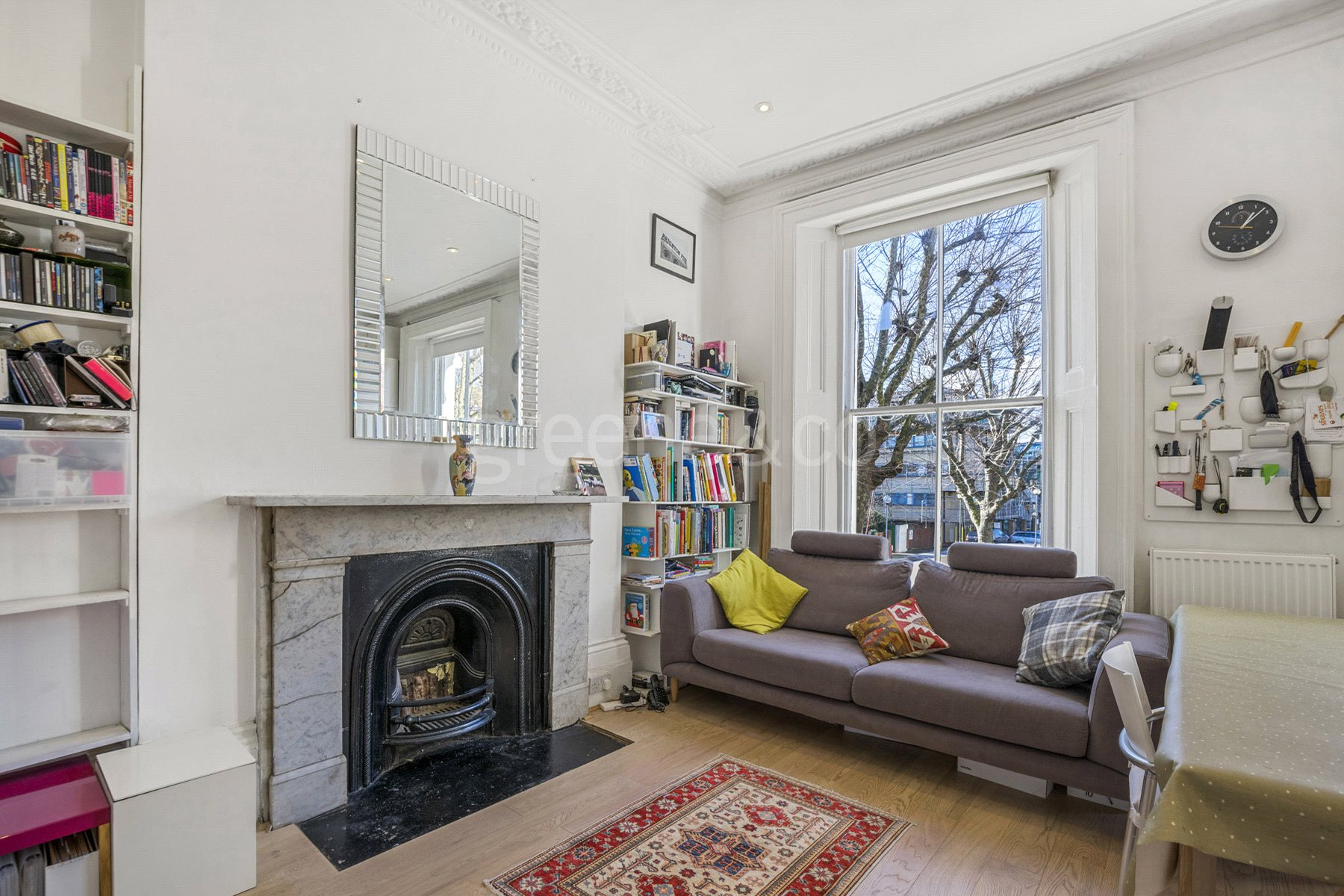 1 Bedroom Flat for sale in Chippenham Road, Maida Vale, London, W9