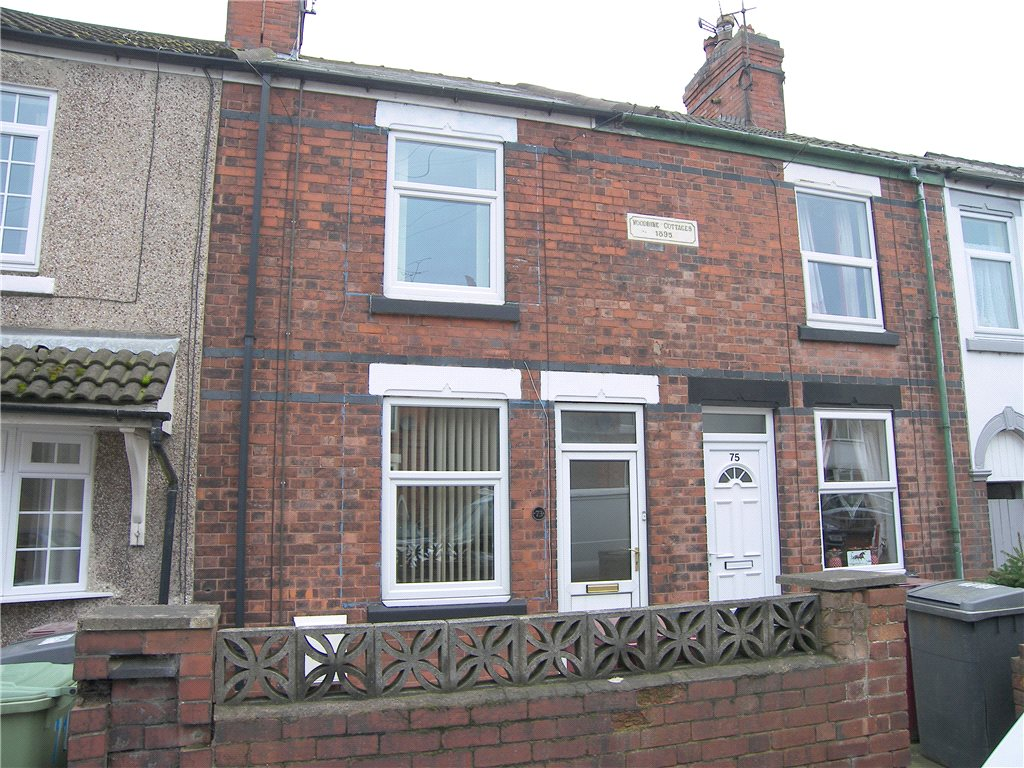 2 Bedrooms Town House for sale in Alfreton Road, Westhouses, Alfreton, Derbyshire, DE55