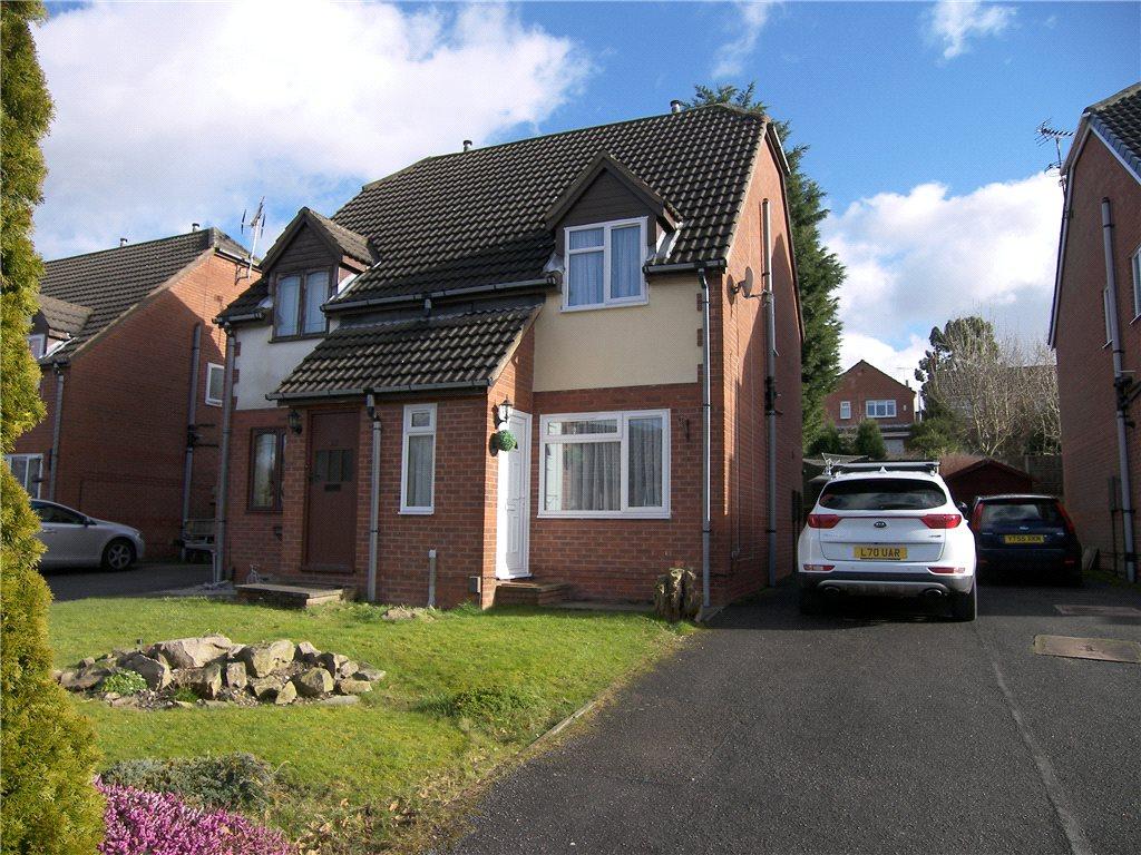 2 Bedrooms Semi Detached House for sale in The Pemberton, South Normanton, Alfreton, Derbyshire, DE55