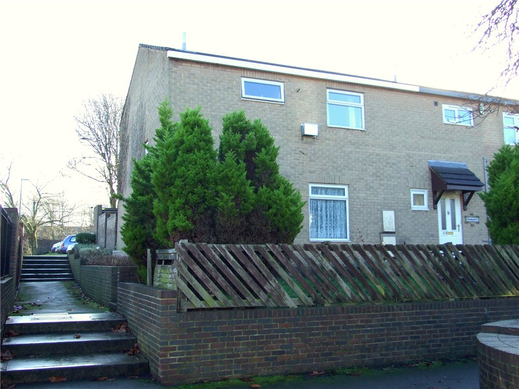 3 Bedrooms End Of Terrace House for sale in Summerbrook Court, Derby, Derbyshire, DE22