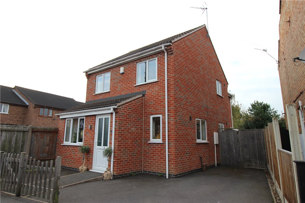 3 Bedrooms Detached House for sale in Avon Street, Alvaston, Derby, Derbyshire, DE24