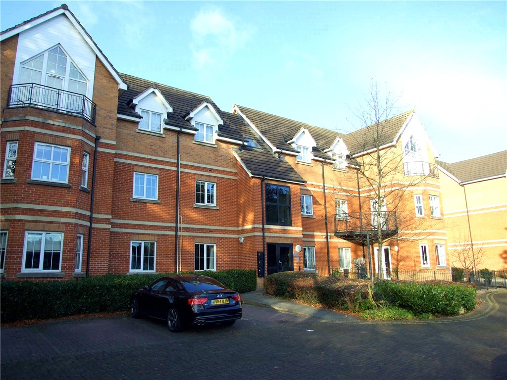 2 Bedrooms Flat for sale in Priory Heights Court, Burton Road, Derby, DE23