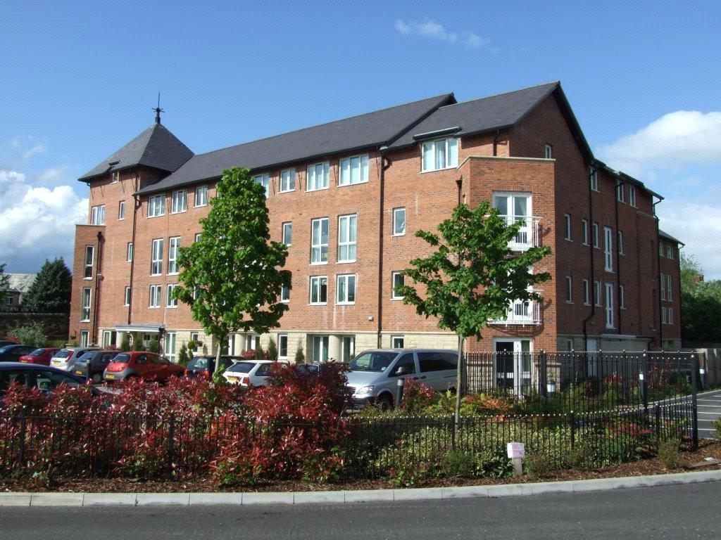 2 Bedrooms Flat for sale in Heritage Court, Belper, Derbyshire, DE56