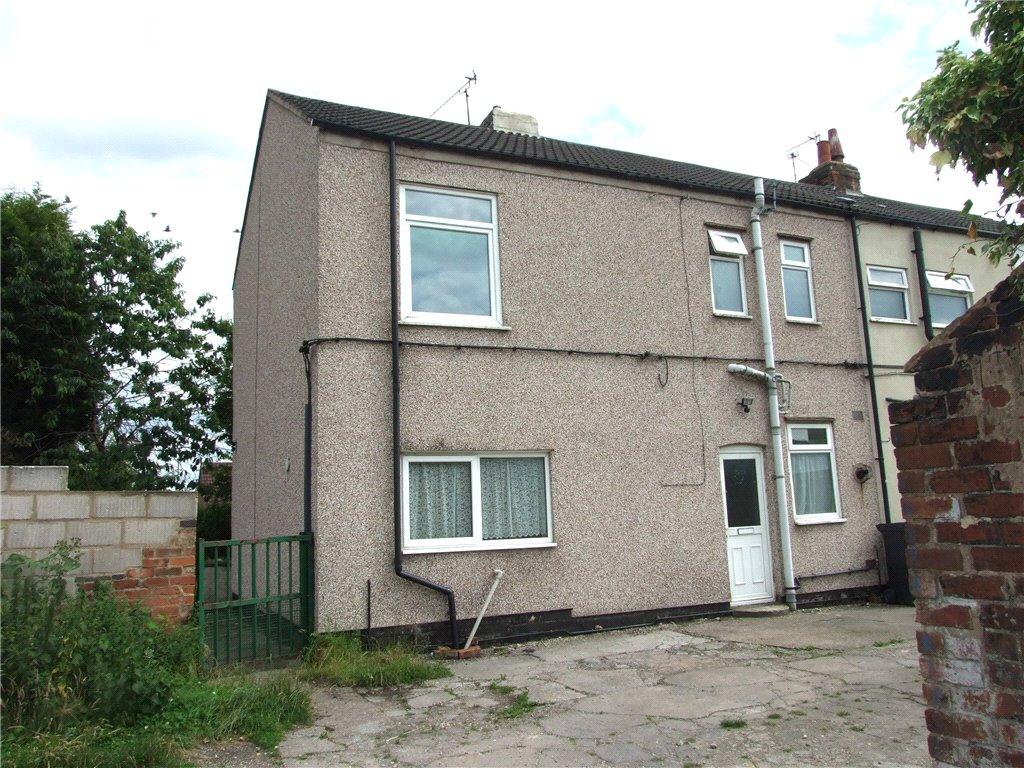 3 Bedrooms End Of Terrace House for sale in King Street, Tibshelf, Alfreton, Derbyshire, DE55