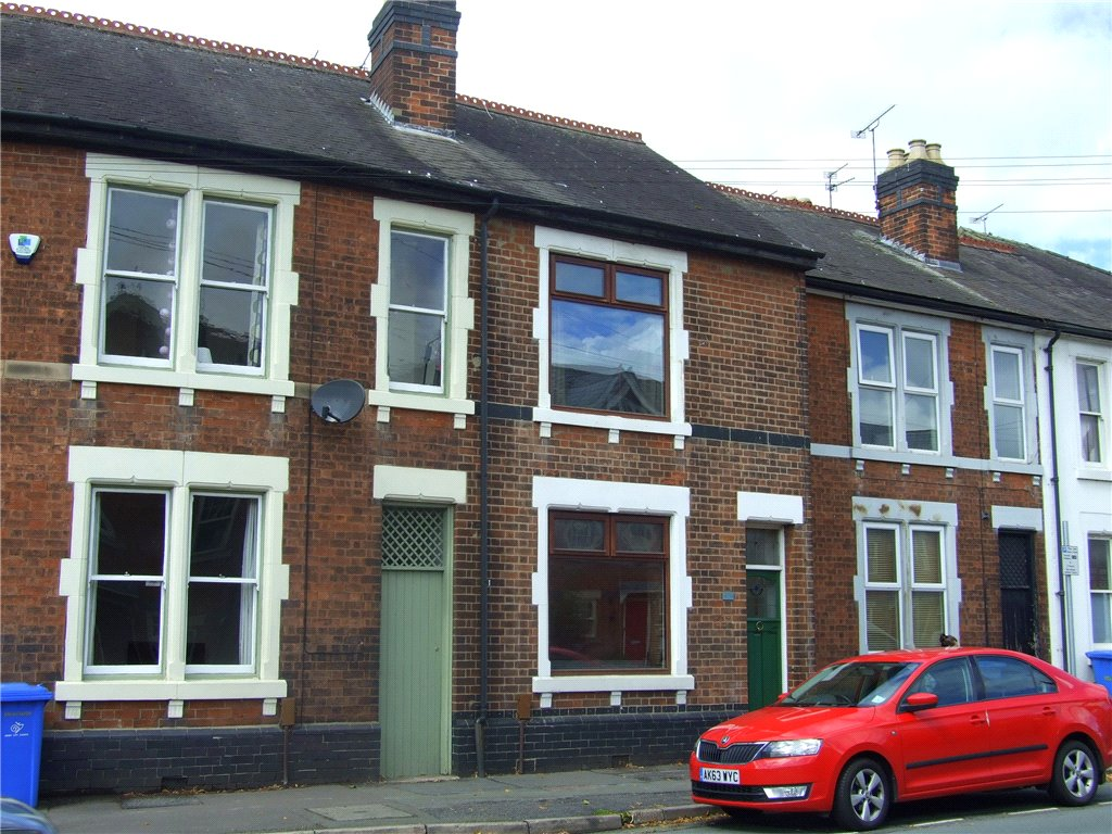 2 Bedrooms Terraced House for sale in Mansfield Road, Derby, Derbyshire, DE1