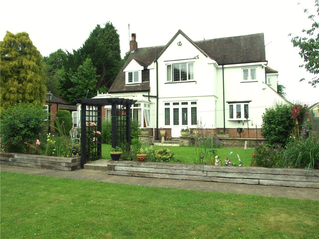 4 Bedrooms Detached House for sale in Heanor Road, Smalley, Ilkeston, Derbyshire, DE75