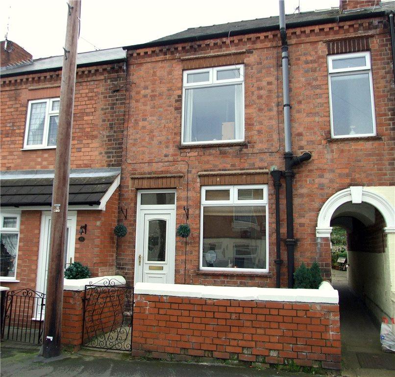 2 Bedrooms Terraced House for sale in Park Street, Heanor, Derbyshire, DE75