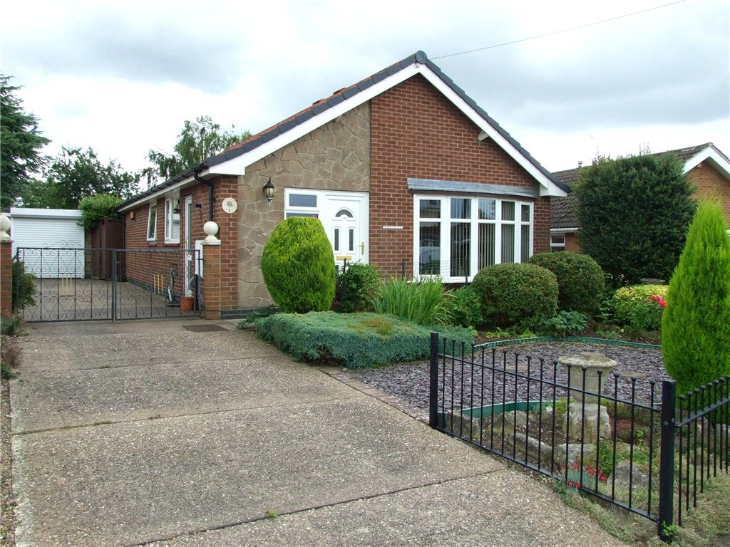 2 Bedrooms Detached Bungalow for sale in Laurel Crescent, Smalley, Ilkeston, Derbyshire, DE7