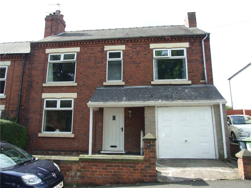 3 Bedrooms Detached House for sale in Clara Mount Road, Heanor, Derbyshire, DE75