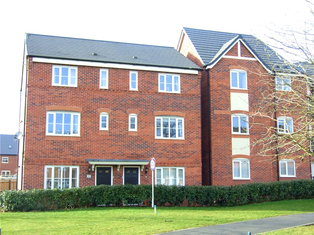 2 Bedrooms House for sale in Battersea Park Way, Derby, DE22
