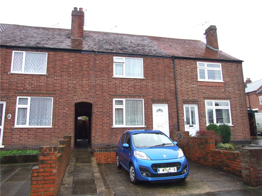 2 Bedrooms Terraced House for sale in Oaklands Avenue, Heanor, Derbyshire, DE75