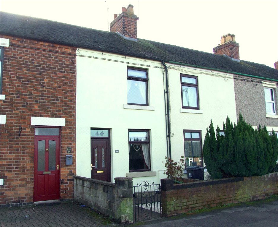 2 Bedrooms Terraced House for sale in Danesby Rise, Denby, Ripley, Derbyshire, DE5