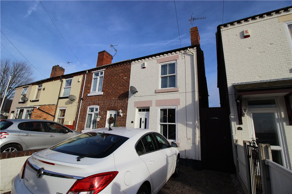 2 Bedrooms End Of Terrace House for sale in Brockley, Spondon, Derby, Derbyshire, DE21
