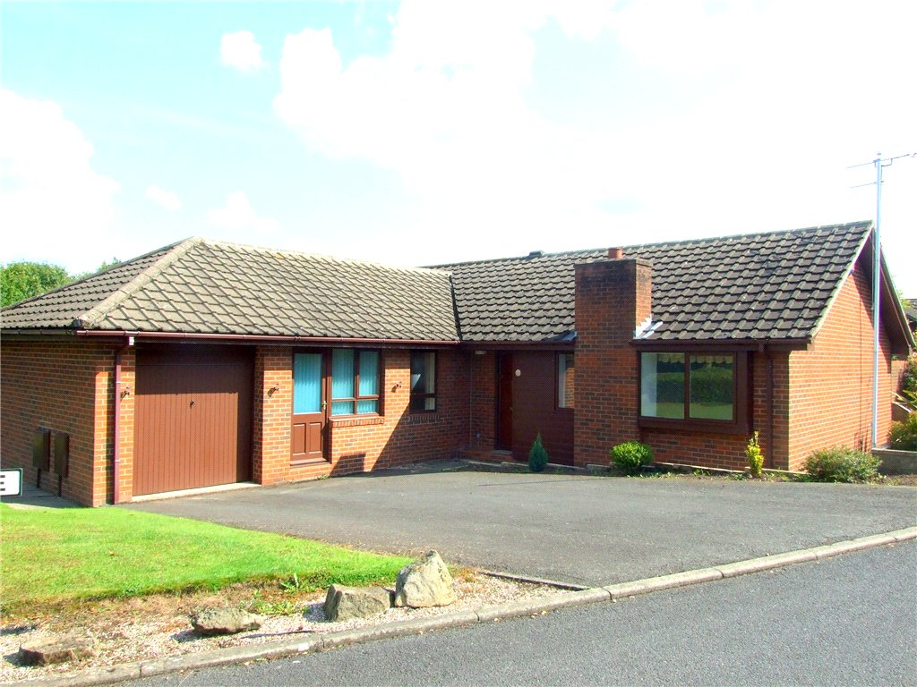 3 Bedrooms Detached Bungalow for sale in Nutwood Close, Darley Abbey, Derby, Derbyshire, DE22