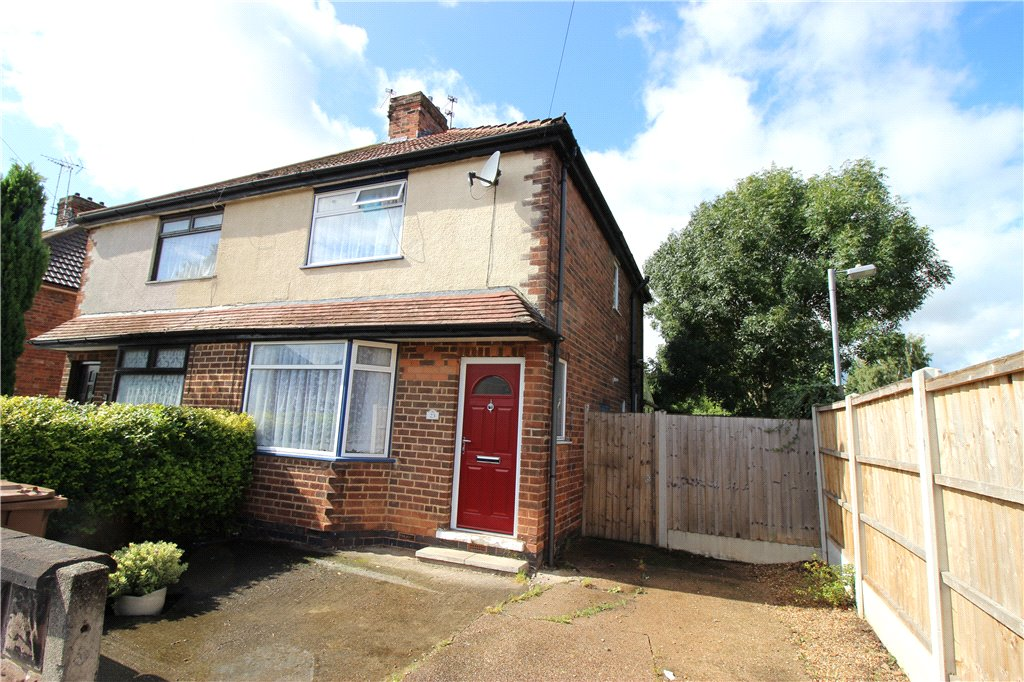 2 Bedrooms Semi Detached House for sale in Langley Road, Spondon, Derby, Derbyshire, DE21