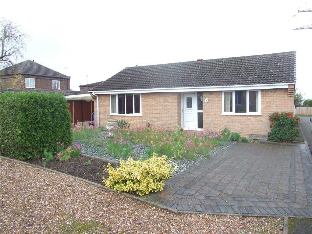 3 Bedrooms Detached Bungalow for sale in Beaumaris Court, Spondon, Derby, Derbyshire, DE21