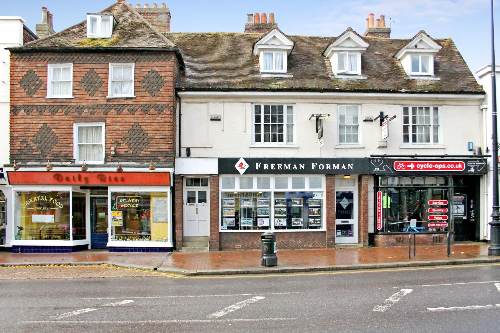 High Street, Tonbridge