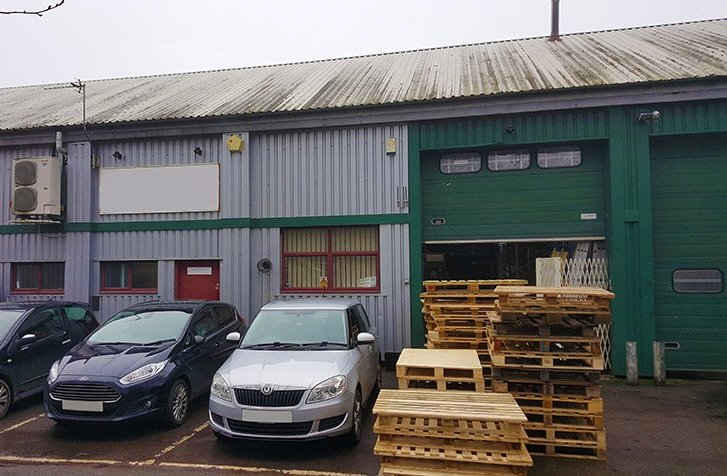Concorde Business Centre, Airport Industrial Estate - £30,000