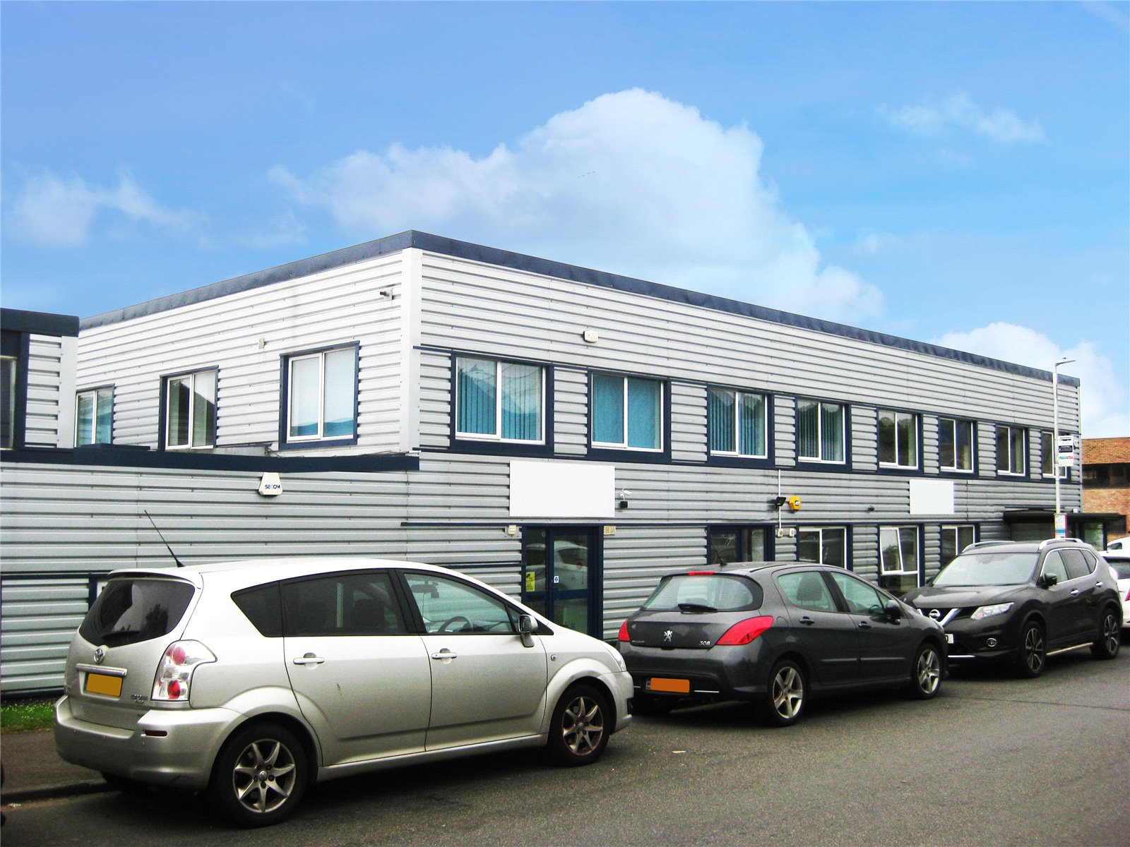 Fircroft Business Centre, Fircroft Way - £149,950